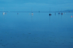 Dublin Harbour from Clontarf