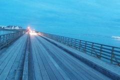 Bull Island bridge