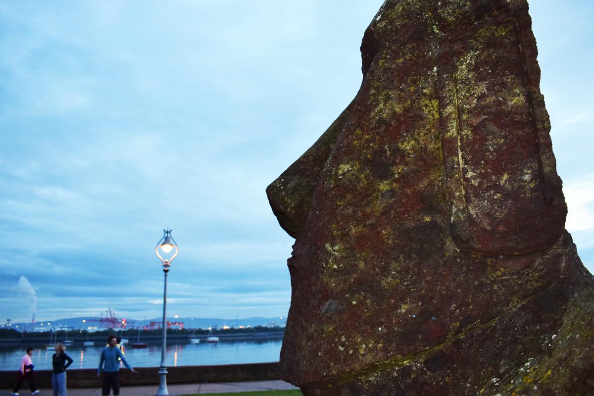 Easter Island Clontarf