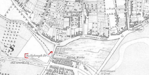 Luke Kelly Bridge 1840
