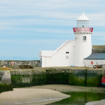 Balbriggan Lighthouse with dome