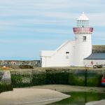 Balbriggan Lighthouse with dome
