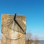 Nendrum monastic site - Sun Dial