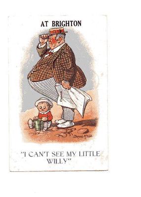 Donald Mcgill Postcard