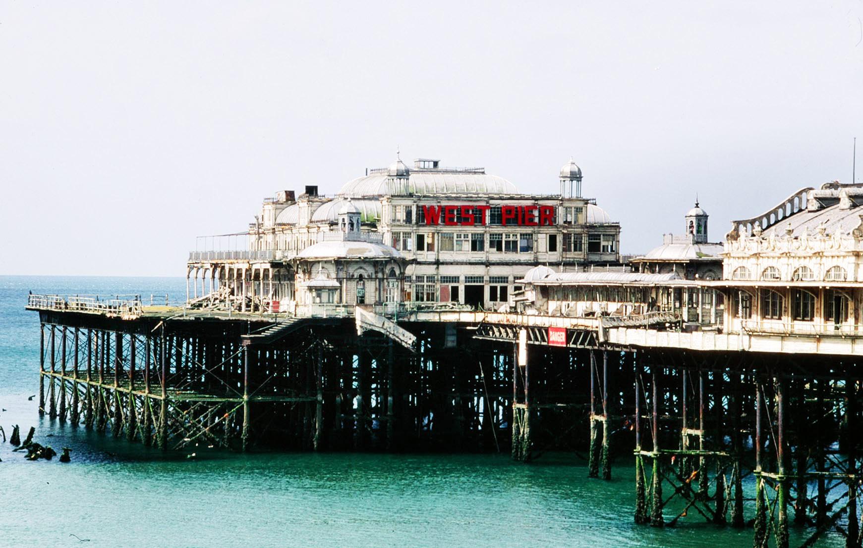 West Pier 1970