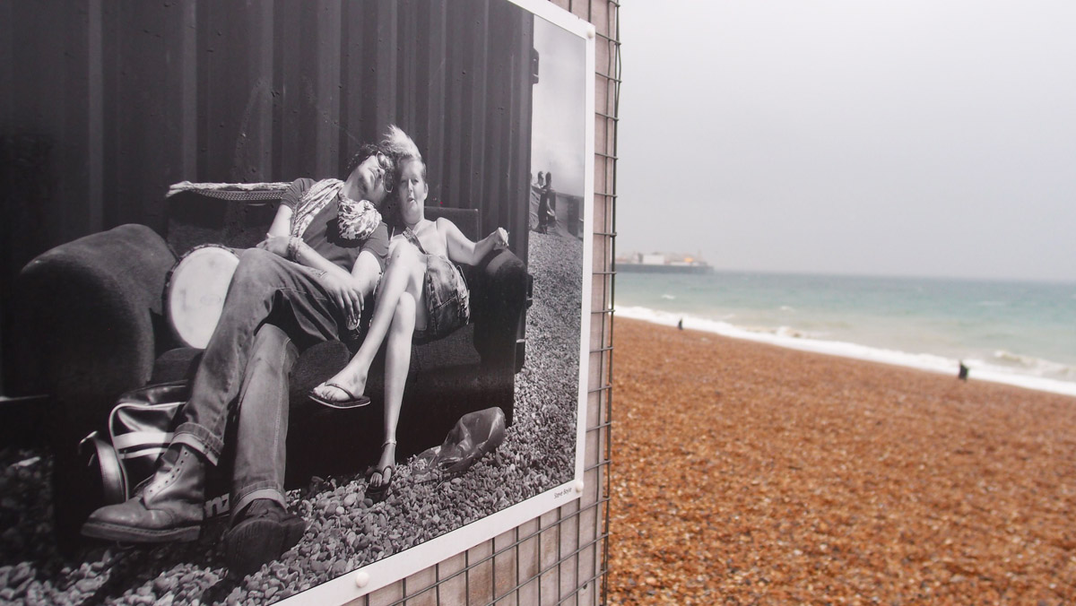 Part of the Tides project Brighton