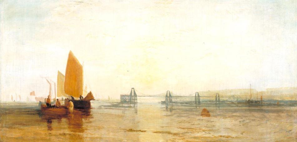 Turner - Brighthelmston, Sussex (1824)