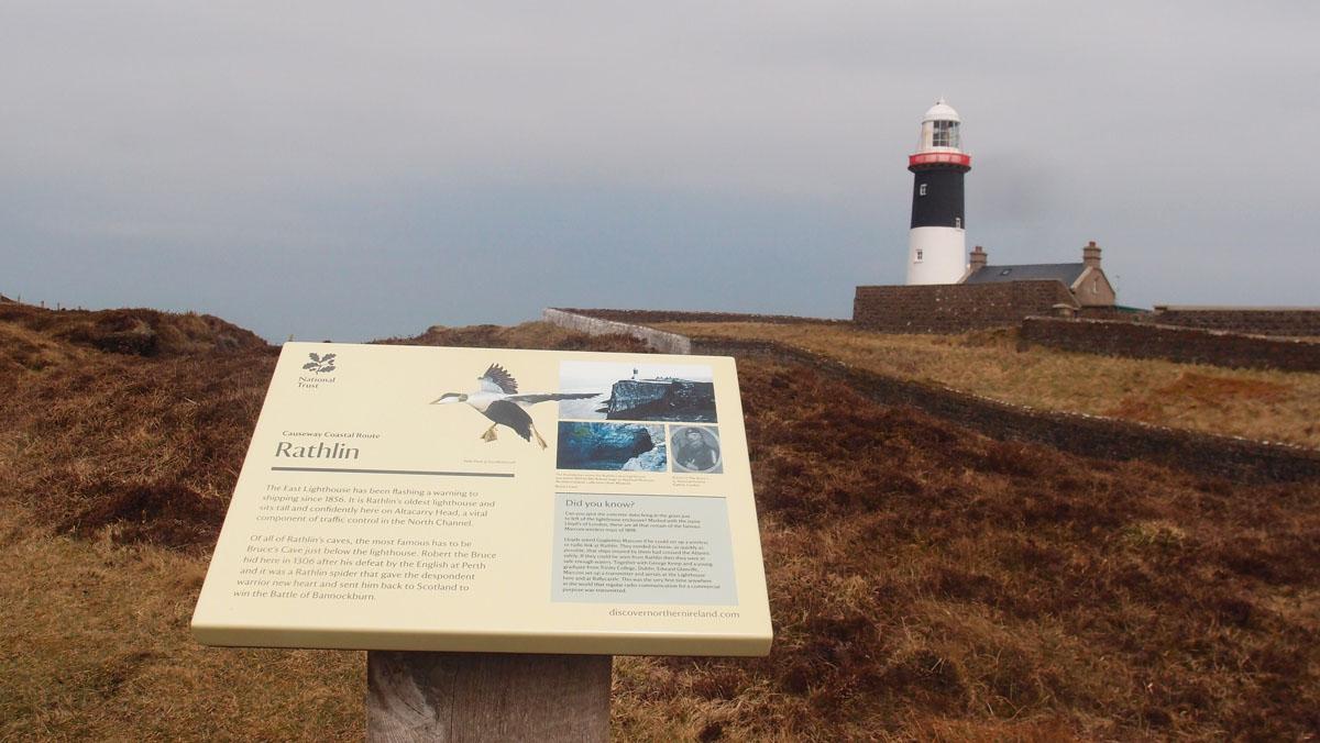 Rathlin East Lighthouse