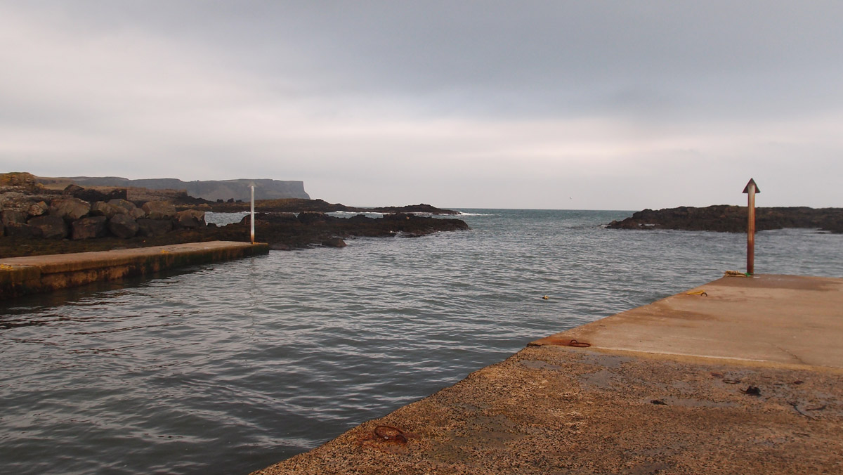 Dunsevrick Harbour