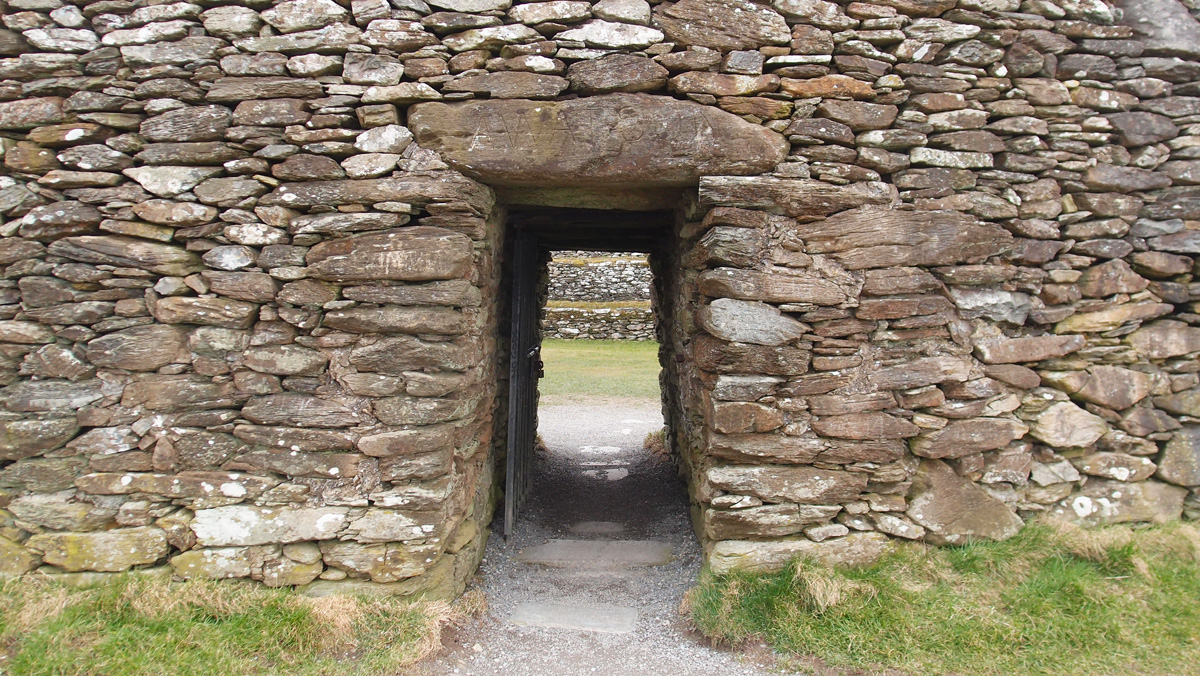 Grianan of Aileach, Donegal
