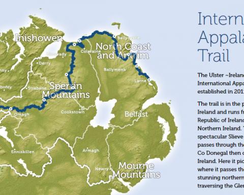 International Appalachian Trail Ireland
