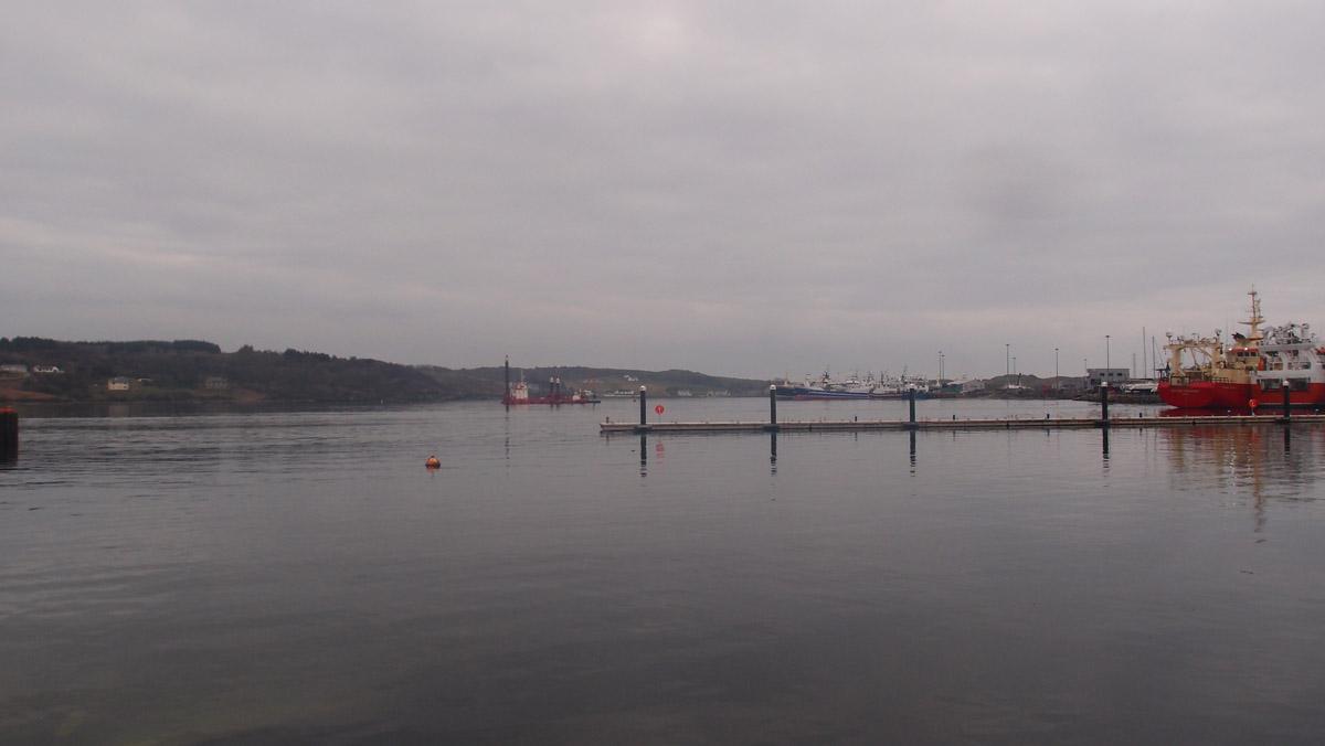 Killybegs Fishing Port
