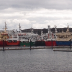 Killybegs Donegal Fishing Port
