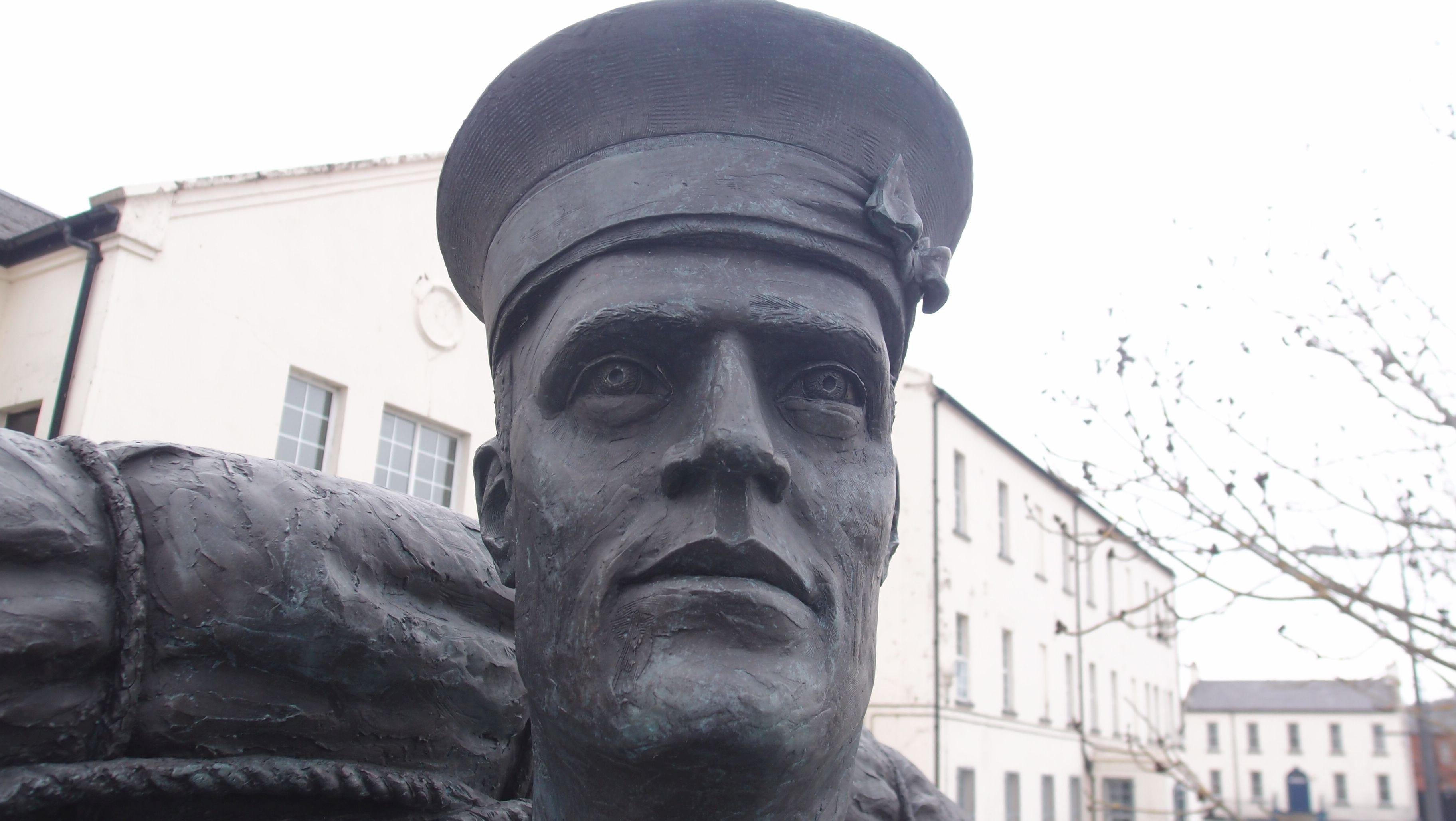 International Sailor Sculpture Derry