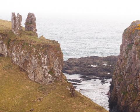 Dunsevrick Castle Antrim