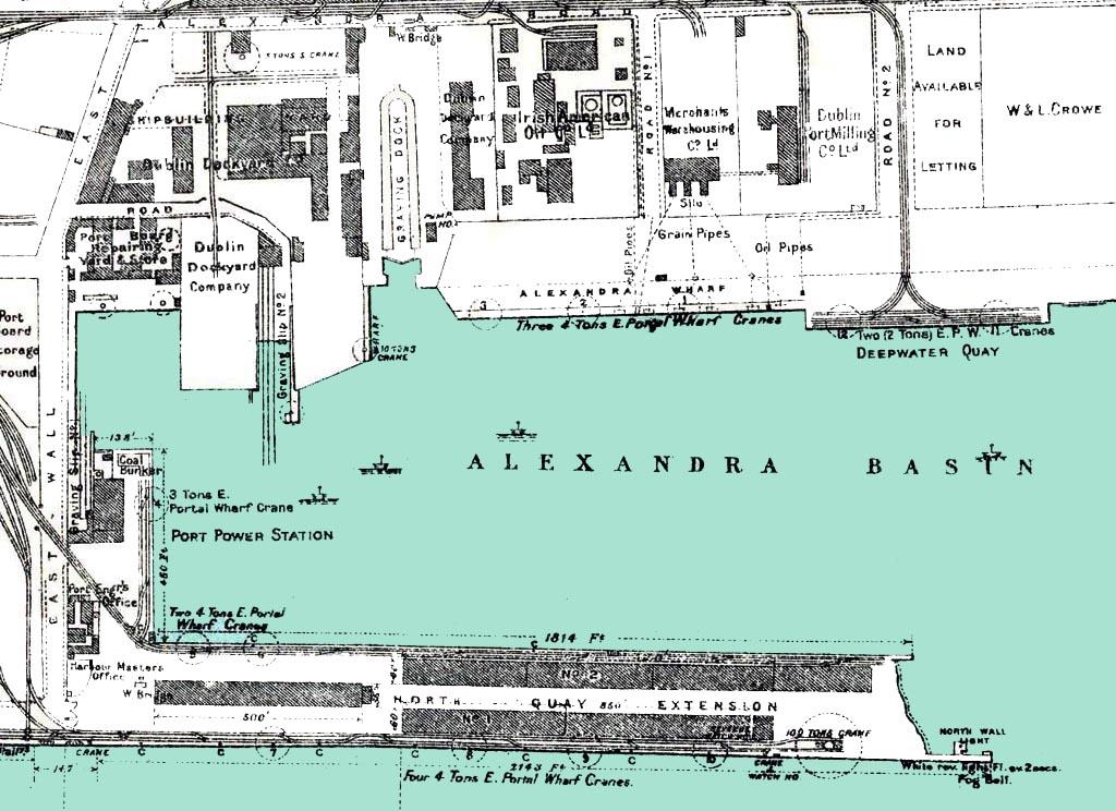 Alexandra Basin Dublin