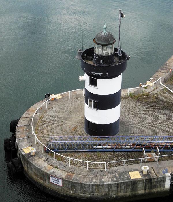 Alexandra Basin Lighthouse