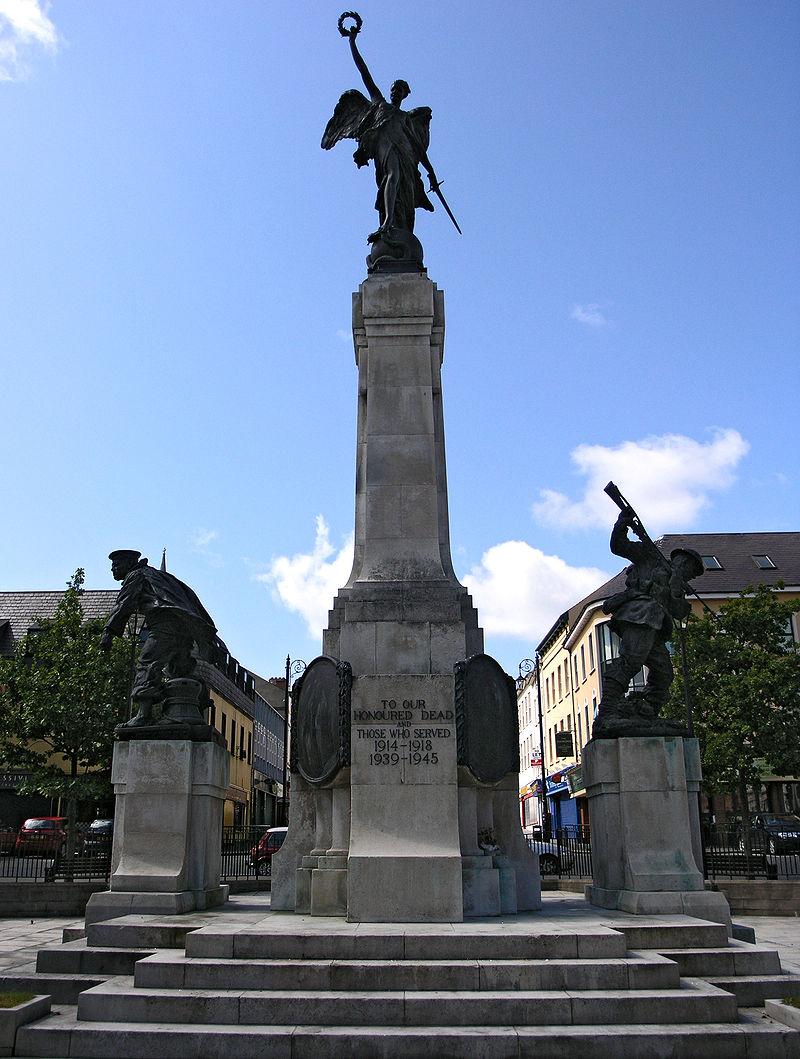 War Memorial Diamond Derry
