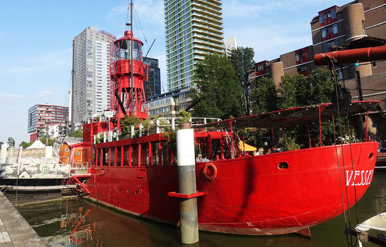 Rotterdam lightship
