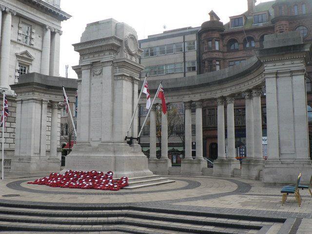 Belfast Cenotaph