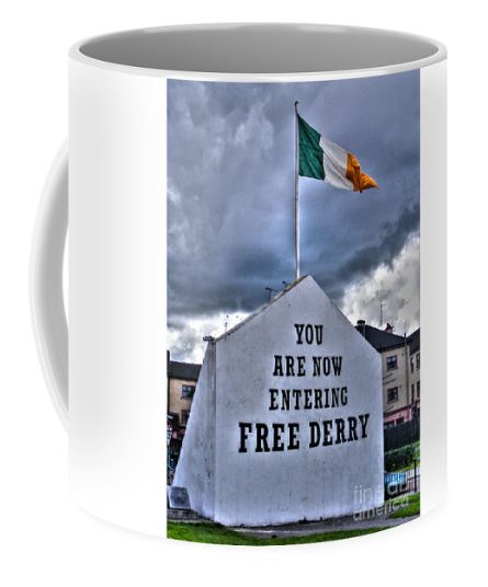 Free Derry Mug